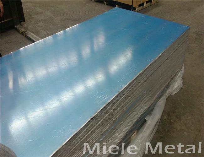 2124 HIGH PURITY ALUMINUM PLATE