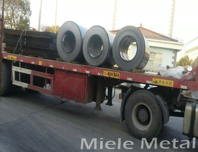 full hard & soft cold rolled carbon steel coil