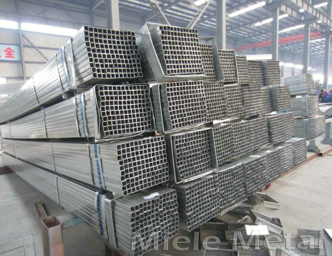 Industry Instrument Stainless Steel Pipe RSH SHS