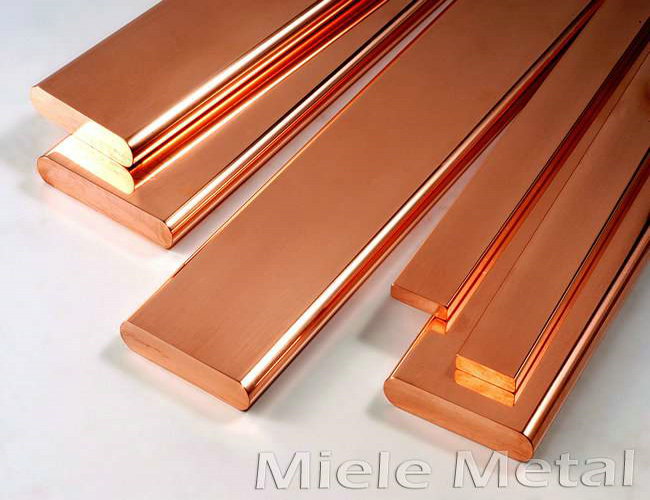 C11000 C10100 Copper flat bar