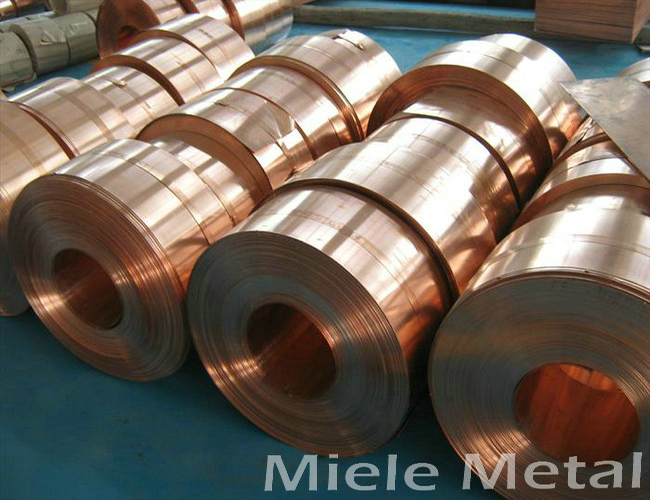 T2 copper strip coil best price