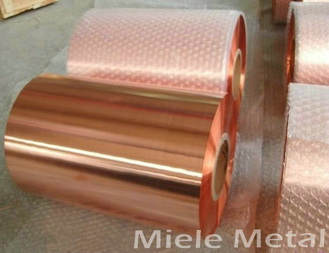 High quality coil T2 copper strip
