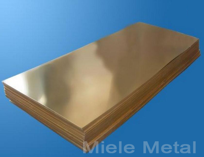 Corrosion Resistant Copper Nickel Sheet