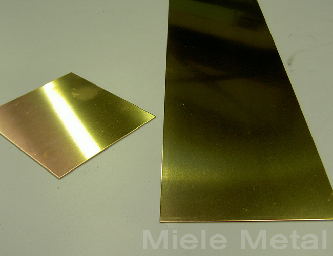 T3 Meatal Insulated Thick Copper Sheet