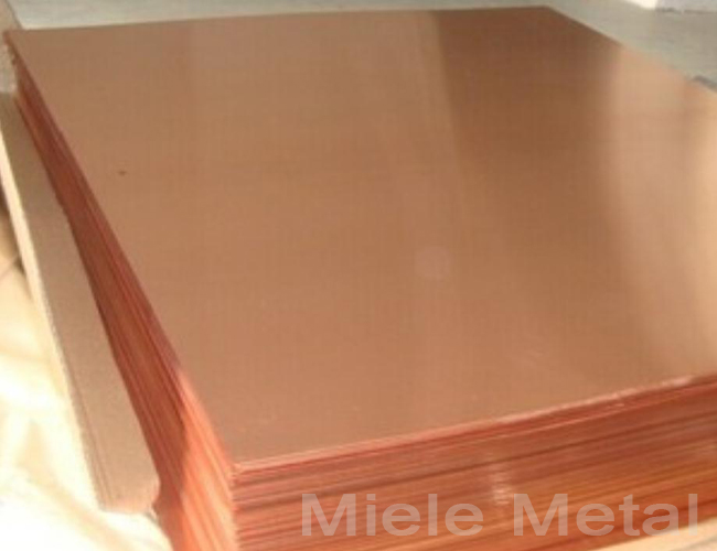 High quality low price Pure Copper Sheet