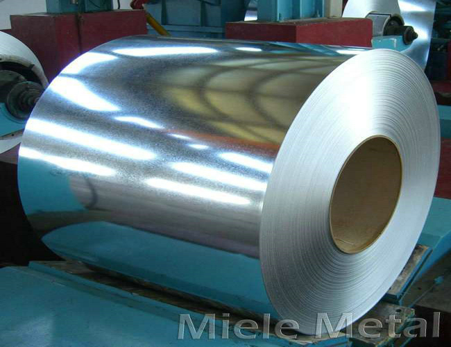 HRB60-85 galvanized steel coil