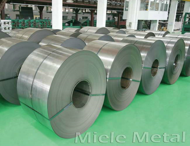 DX51D DX52D Cold rolled Galvanized Steel Coil