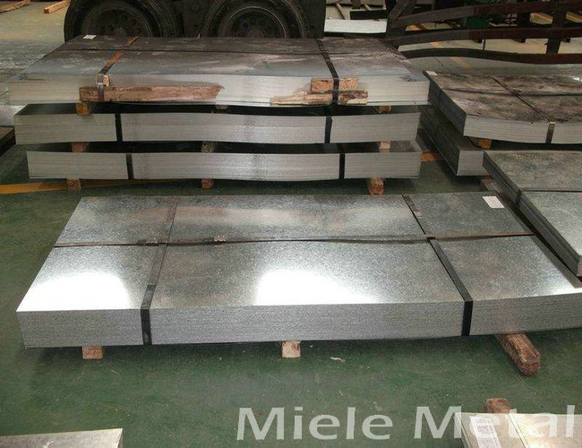 Z80g GI Galvanized Steel Sheet