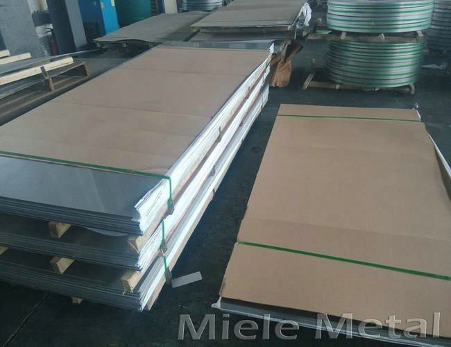 Galvanized carbon steel sheet