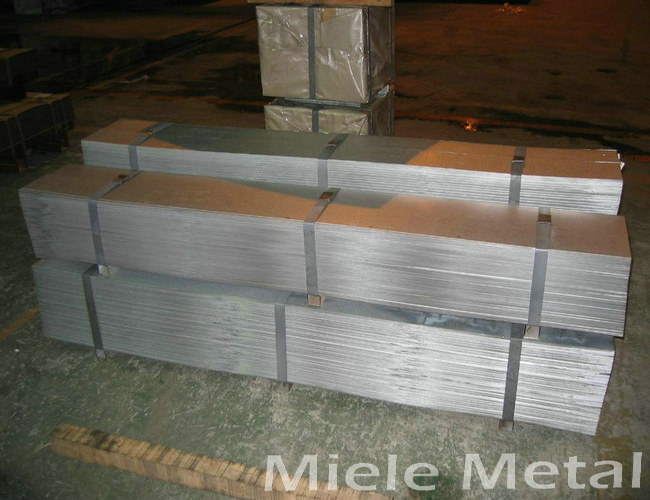 DX51D+Z Galvanized Steel Sheet