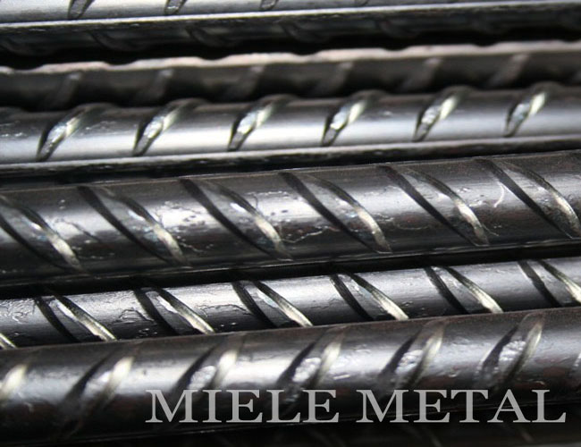 HRB400 Deformed carbon steel rebar