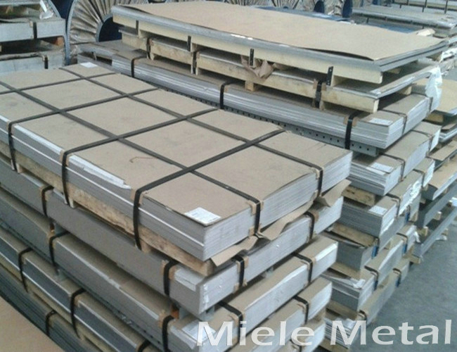 Stainless steel plate processing