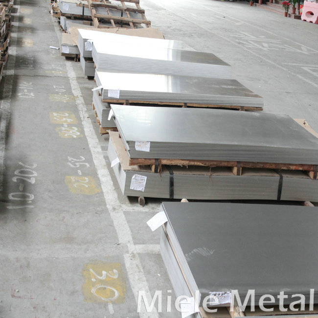 Stainless steel plate demand