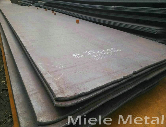 Difference between Q235B and A36 steel plate