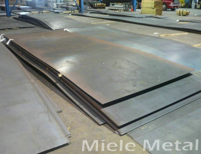 AISI 1050 high carbon steel bar in large Stock