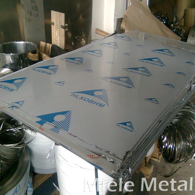 316L stainless steel plate industry profits are growing