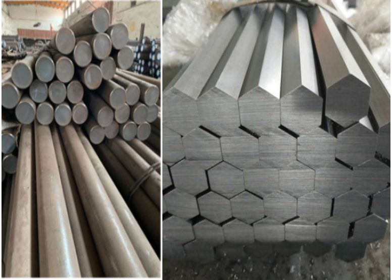 12L14 round bar and hexagon bar