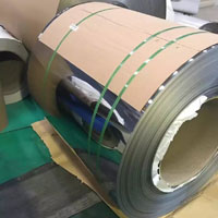 2B surface 316 stainless steel coil